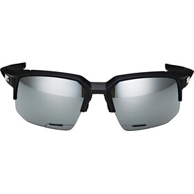100% Speedcoupe STD Mirror Lens soft tact black